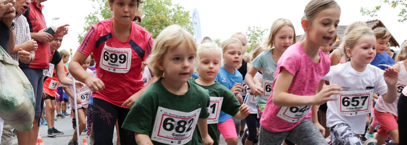 Der Citylauf - Das sportliche Highlight zur Festmeile